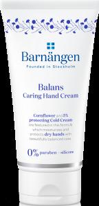 Barnängen Hand Cream Balans/caring, for Very Dry Skin (75mL)