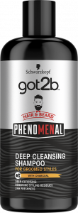 Got2b Shampoo Phenomenal Deep Cleansing (250mL)