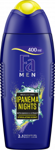Fa Shower Gel Men Ipanema Nights (400mL)