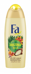 Fa Shower Gel Amazonia Spirit (250mL)