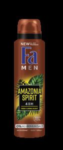 Fa Deo Spray Men Amazonia Spirit (150mL)