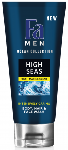 Fa Shower Cream&Shampoo Men High Seas (200mL)