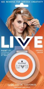 Schwarzkopf Live Paint It! (3.5g) Orange Crush