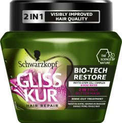 Gliss Kur Treatment Jar Bio- Tech Restore (300mL)