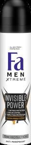 Fa Invisible Power Fa Men Deodorant (250mL)