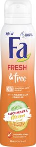Fa Deodorant Fresh & Free Cucumber & Melon (150mL)