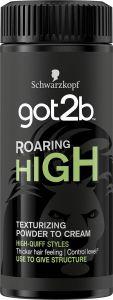 Got2b Texturizing Powder To Cream Roaring High (15g)