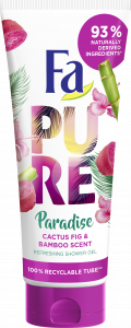 Fa Shower Gel Pure Paradise Cactus&Bamboo (200mL)