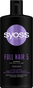 Syoss Shampoo Full Hair (440mL)