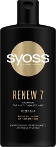Syoss Shampoo Renew 7 (440mL)