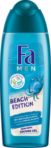 Fa Men Shower Gel Beach Love Refreshing (250mL)