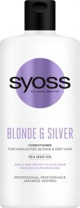 Syoss Conditioner Blonde&Silver (440mL)