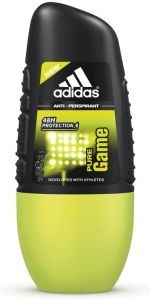 Adidas Pure Game Roll-On Deodorant (50mL)