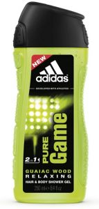 Adidas Pure Game Shower Gel (250mL)