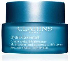 Clarins Hydra-Essentiel Rich Cream (50mL) Very Dry skin