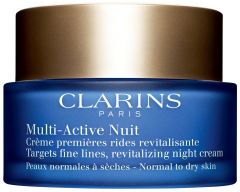 Clarins Multi-Active Nuit (50mL) Normal to Dry skin