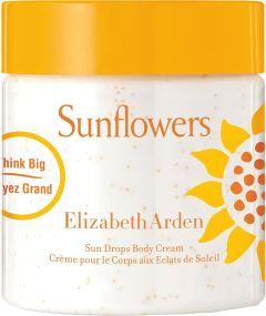 Elizabeth Arden Sunflowers Sun Drops Body Cream (500mL)