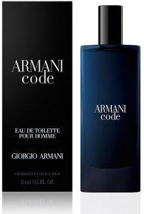 Giorgio Armani Black Code EDT (15mL)