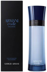Giorgio Armani Code Colonia EDT (200mL)