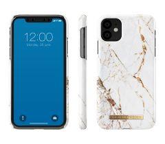 iDeal of Sweden Fashion Case iPhone 11 Carrara Gold