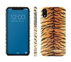iDeal of Sweden Fashion Case iPhone XR Sunset Tiger