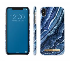 iDeal of Sweden Fashion Case iPhone XS Max Indigo Swirl