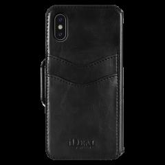 iDeal of Sweden London Wallet Case iPhone X/Xs Black