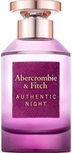 Abercrombie & Fitch Authentic Night Femme Eau de Parfum