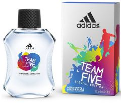 Adidas Team Five Aftershave (100mL)
