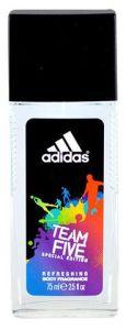 Adidas Team Five Deodorant (75mL)
