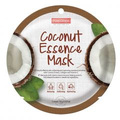 Purederm Coconut Essence Mask (18g)