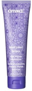 Amika Bust Your Brass Cool Blonde Conditioner (60mL)