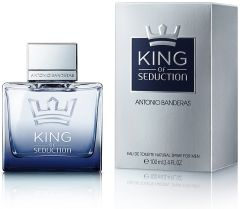 Antonio Banderas King Of Seduction EDT (100mL)