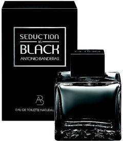Antonio Banderas Seduction In Black EDT (100mL)