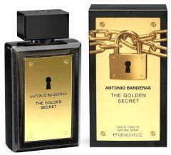 Antonio Banderas The Golden Secret EDT (50mL)