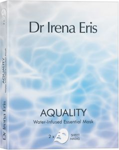 Dr Irena Eris Aquality Water-Infused Essential Mask (2pcs)