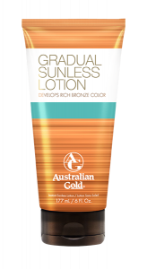 Australian Gold Gradual Build Sunless Lotion (177mL)