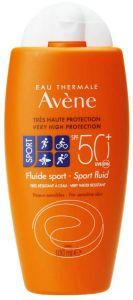 Avene Sun Sport Fluid SPF50+ (100mL)