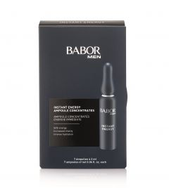 Babor Men Instant Energy Ampoule Concentrates (7x2mL)
