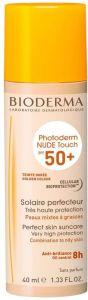 Bioderma Photoderm Nude Touch SPF50+ (40mL) Golden