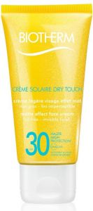 Biotherm Creme Solaire Dry Touch Visage SPF30 (50mL)