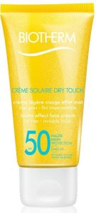 Biotherm Creme Solaire Dry Touch Visage SPF50 (50mL)