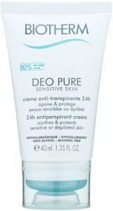 Biotherm Deo Pure Antiperspirant Cream