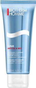 Biotherm Homme T-Pur Anti Oil & Shine Purifying Cleanser (125mL)