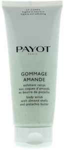 Payot Body Scrub With Pistachio and Sweet Almond Extracts (200mL)