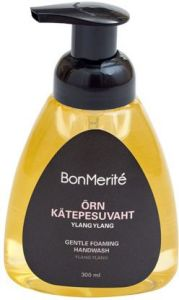 BonMerité Extra Gentle Cleansing Foam for Hands Ylang Ylang (300mL)