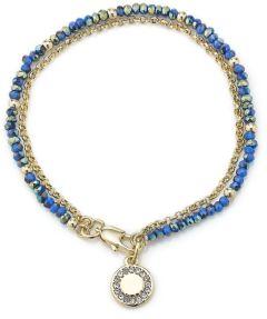 Buckley London Royal Blue Camden Bracelet BT808