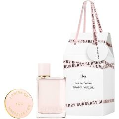 Burberry Her EDP (50mL) + Pin