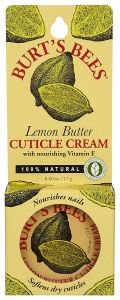 Burt's Bees Lemon Butter Cuticle Cream (15g)
