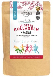 Boost Yourself Supefood Blend Collagen for Joints (300g)